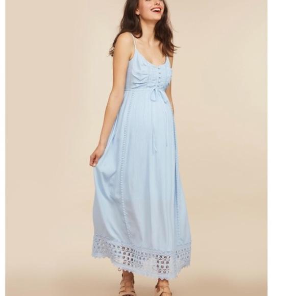 Motherhood Maternity Dresses & Skirts - Maternity dress. Size small.